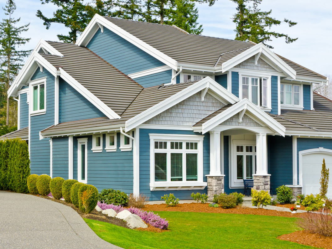 Choose a siding material for your home